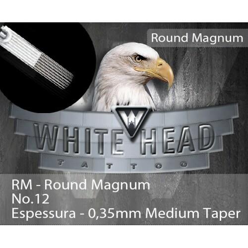 Agulha White Head - ref RM09-12