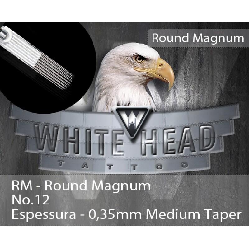 Agulha White Head - ref  RM13-12