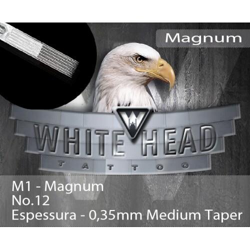 Agulha White Head - ref 13M-12