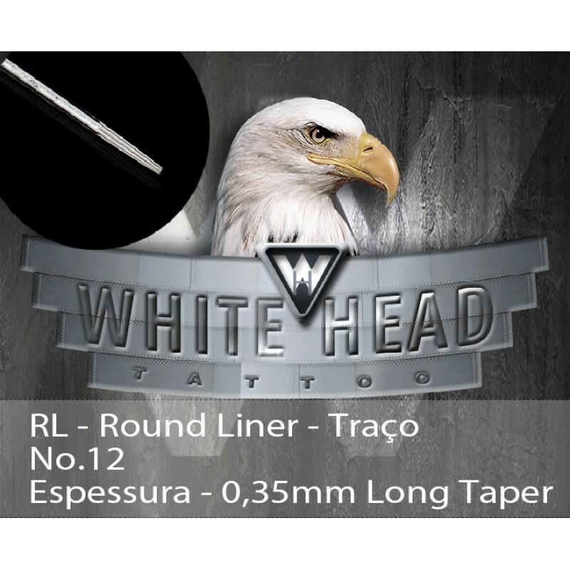 Agulha White Head -  ref RL04-12