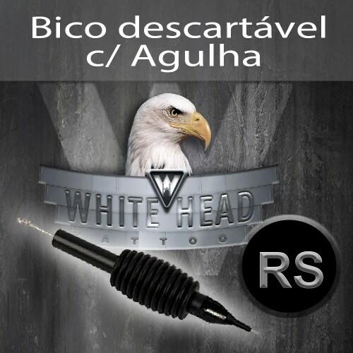 Biqueira com ag. White Head - REF 07RS-12