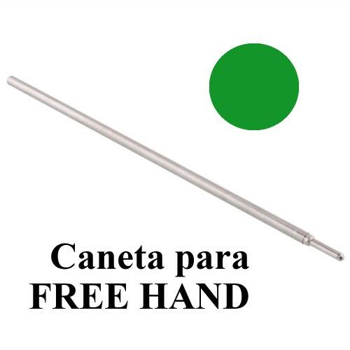 Carga de Caneta, Ref.2027 verde