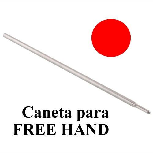 Carga de Caneta, Ref.2027 vermelho