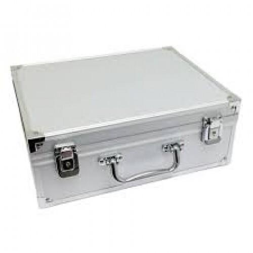 Maleta de Aluminio (case)SILVER Ref.5132-M
