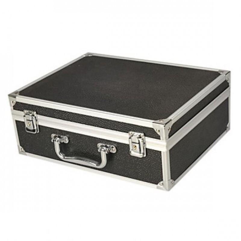 Maleta de Aluminio (case)BLACK Ref.5132-M