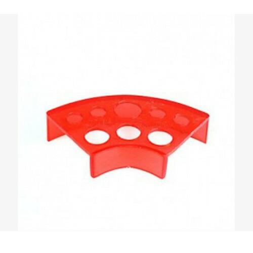 Porta Batoque de Plastico Ref.2014-RD