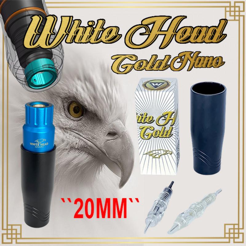 Acessorio para Maq.White Head Nano ( Grip 20mm para cartucho Maquiagem Definitiva) Ref.8258GRIP