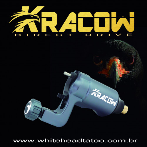 Aparelho Manual de Gravacao White Head KRACOW Ref:8003 Gun Metal