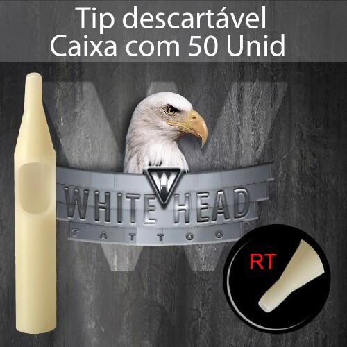 Tip Descartavel White Head ref: 3RT